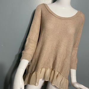 AE boho sweater